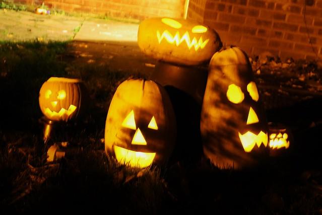 pumpkins halloween 2015