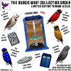 [ free bird } The Budgie Who Collection Gacha Key