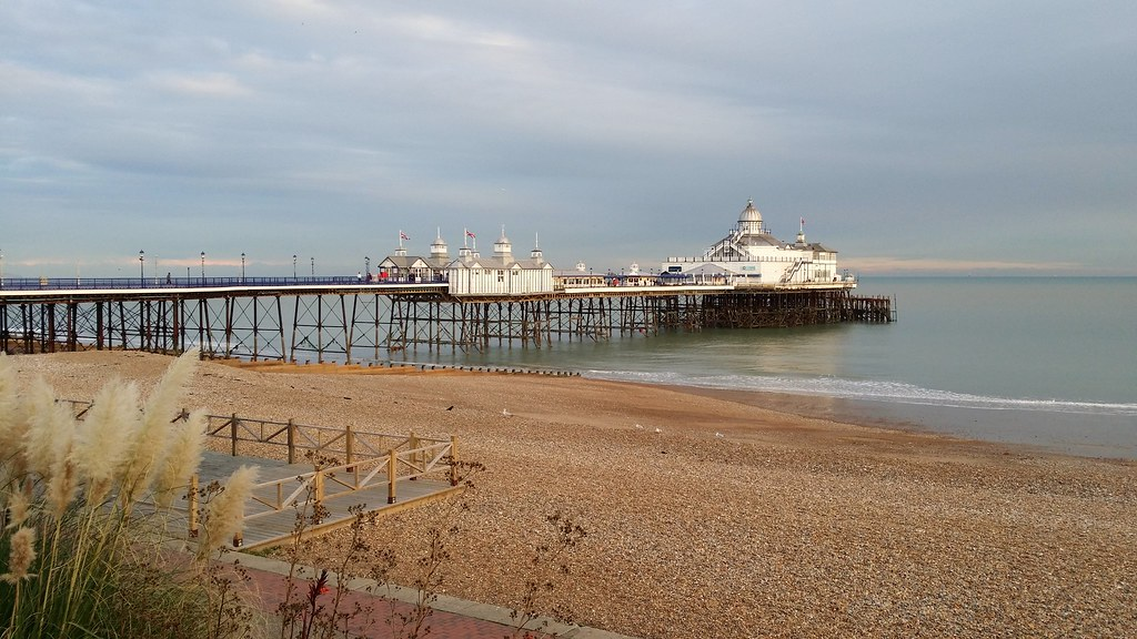 The finish line - Eastbourne Pier #sh