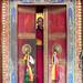 Closing time at Lamayuru monastery by D A Scott