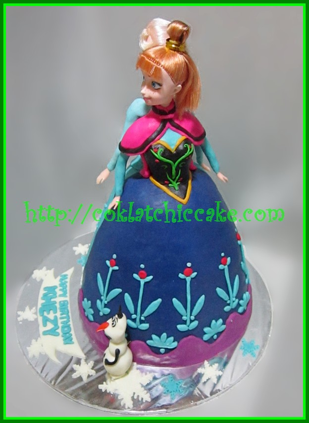 Cake Frozen Disney