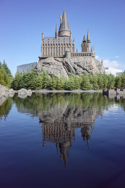 The Wizarding World of Harry Potter at USJ 34