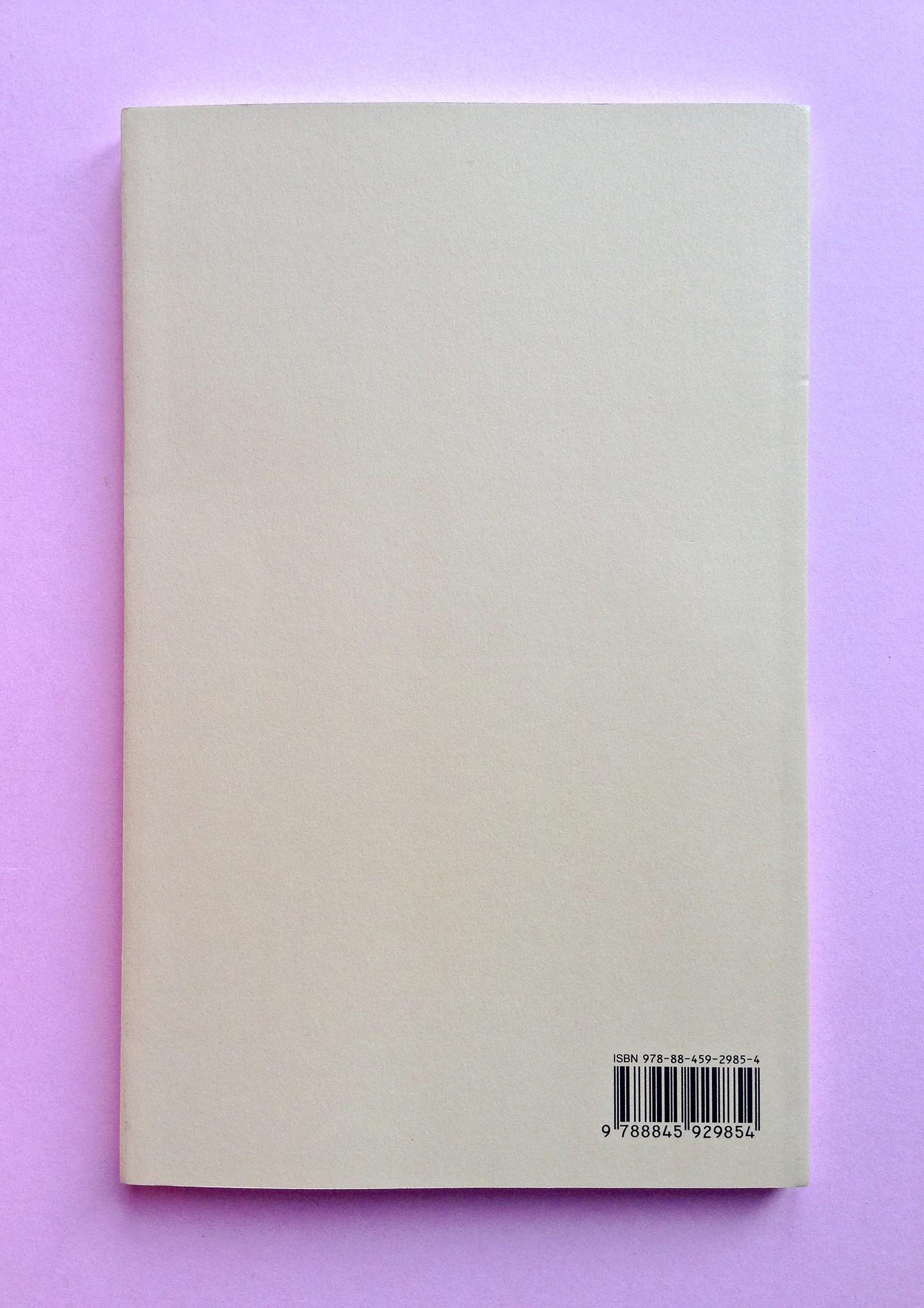 Proust a Grjazovec, di Józef Czapski. Adelphi 2015. Resp. grafica non indicata. Quarta di copertina (part.), 1