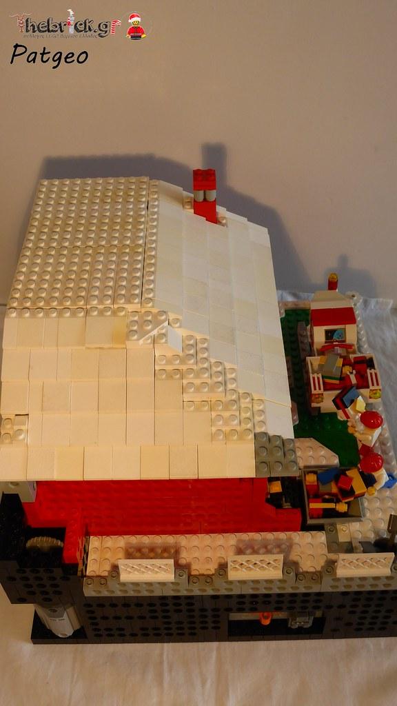 """[BuildtheBrick #2]: """"Santa's Workshop"""" 23524747352_6ef38a9d12_b"""