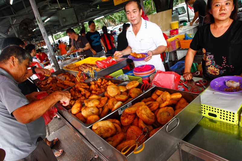 Meng Kee Fried Fritters You Tiao Happy Garden
