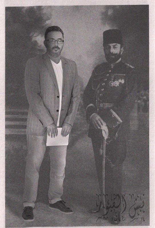 جمال باشا والصحفي مراد غريب