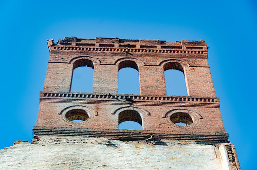 Glendale Mill Ruins-018