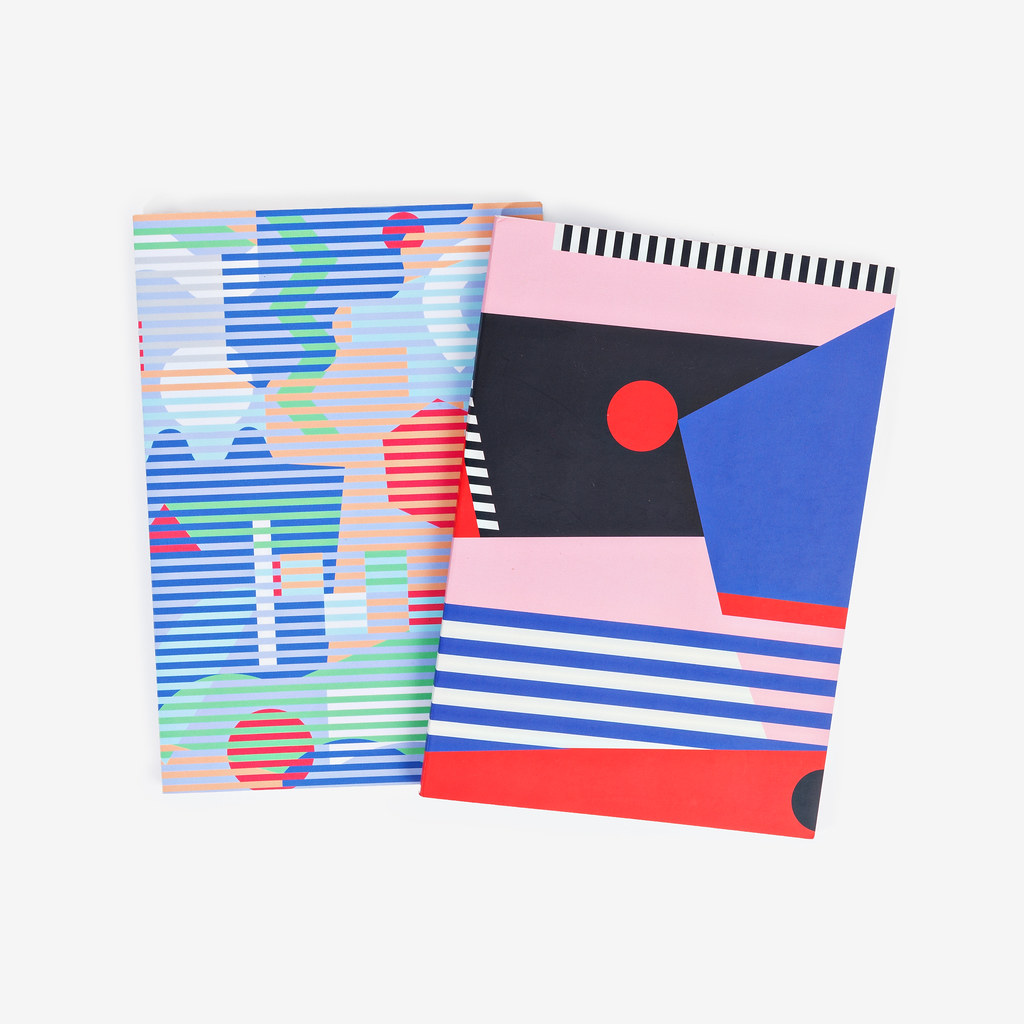 Dusen Dusen x Poketo notebooks