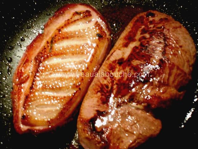 Magret de Canard à l'Armagnac © Ana Luthi Tous droits réservés 0011