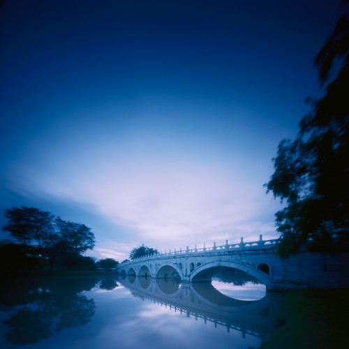 Garden Bridge Pinhole