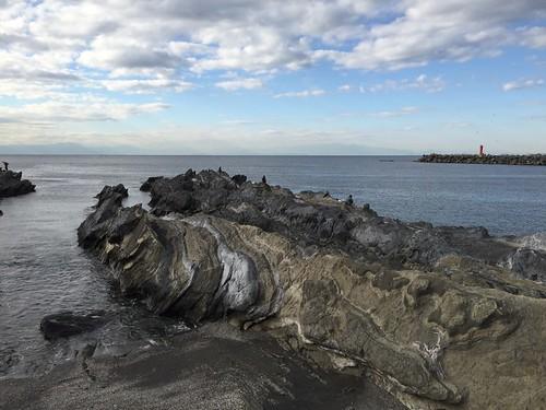 城ヶ島京急ホテルからの眺望