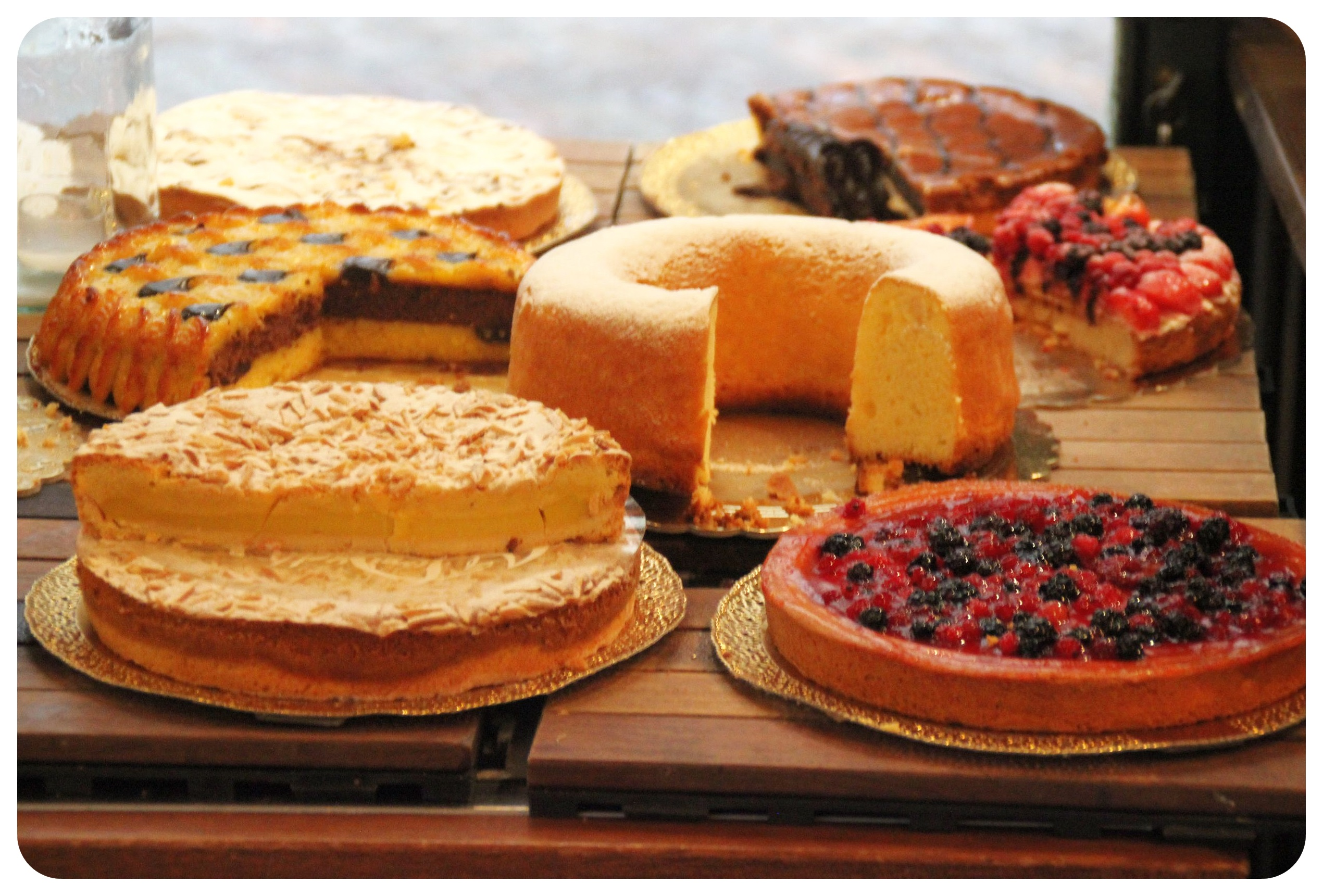 cakes lombardy