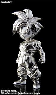 「超合金の塊」七龍珠Z角色系列「第二彈」續推! ドラゴンボールZキャラクターズ