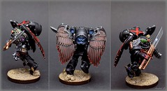 """Blood Angels"" Sanguinary Death Company"