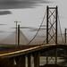 Forth Bridge Weekend Rush by Davescunningplan