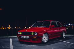 Stanced BMW E30