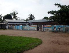 La misión.   Bumba. RD Congo