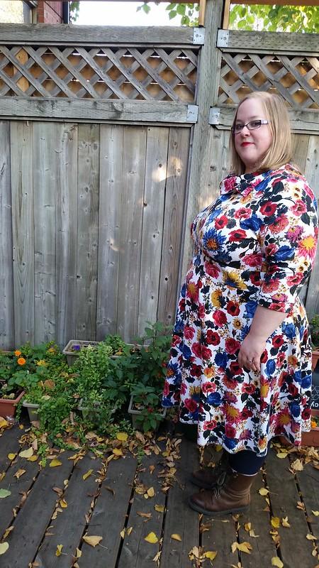 Verity Dress by Moxie Patterns