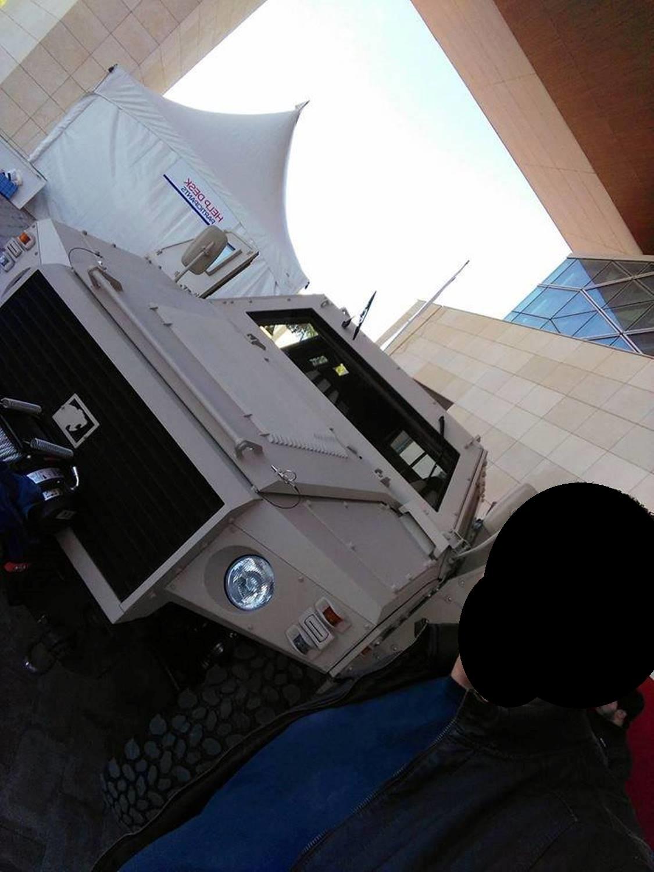الصناعة العسكرية الجزائرية عربات Nimr(نمر)  - صفحة 4 30614244523_82c948aab1_o