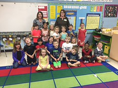 Pam Murphree, FNB Oxford - Lafayette Elementary - Oxford - kindergarten