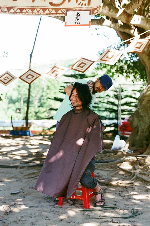 HOLA AMIGO FES2016參展單位-rashair日系剪髮
