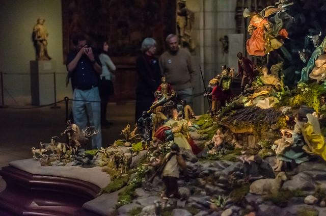 Neapolitan Baroque Creche  -4