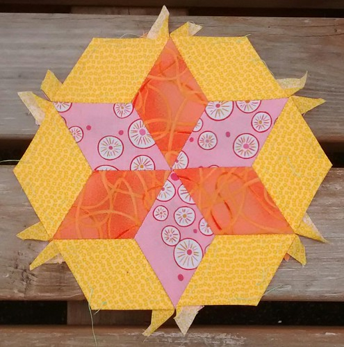 Hexagon star #9