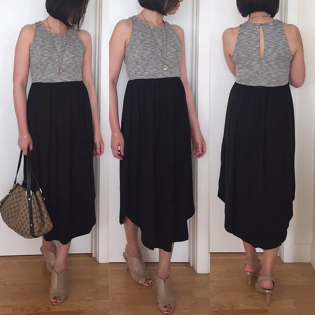 Old Navy Women's Sleeveless Midi Dress, size XSP