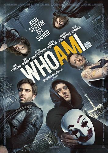 我是谁Who Am I - Kein System ist sicher (2014)海报