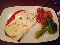 Chicken Parmigiana - - Enzos - Omaha, NE