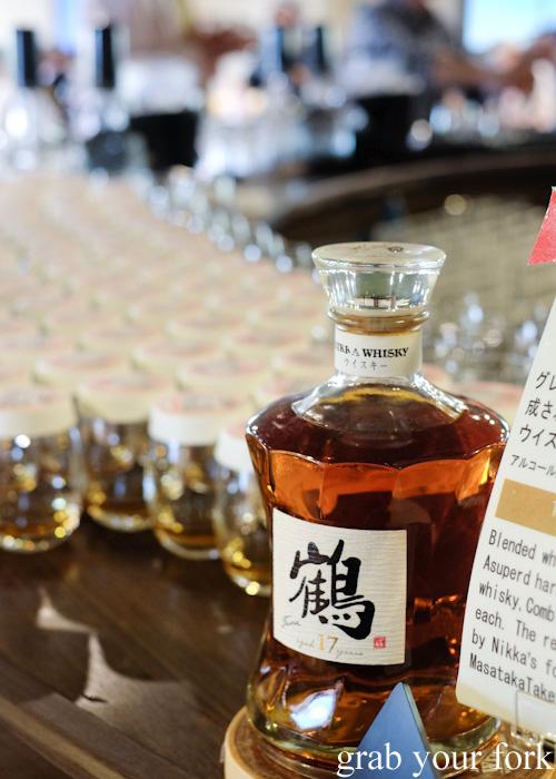 17 year old Tsuru Nikka Whisky