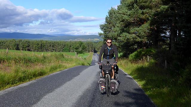 bisikletle iskoçya bike scotland 36