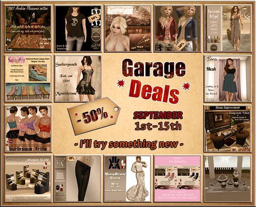 Garage-Deals - 01 - Something Old - PRODUCT POSTER