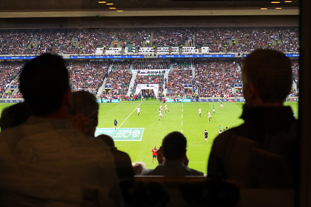 Twickenham Rugby Executive Box (11)