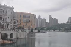 The Venetian lake