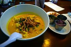 Khao Soi, S T Noodle Bar