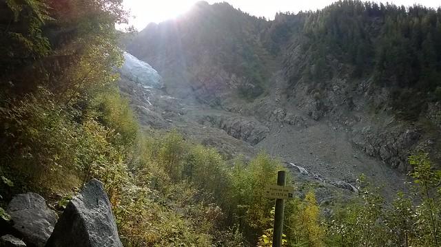 glacier cerro