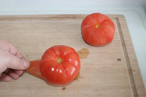 27 - Tomaten häuten / Peel tomatoes