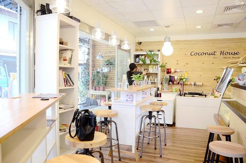 板橋早午餐推薦新埔不限時咖啡廳coconut house (10)