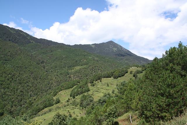 美麗的波多羅山路即景。攝影:詹嘉紋。