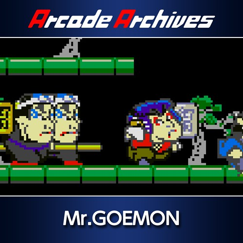 Arcade Archives Mr. Goemon