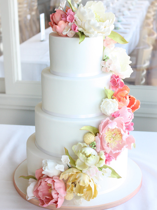 Images of wedding cakes 2014