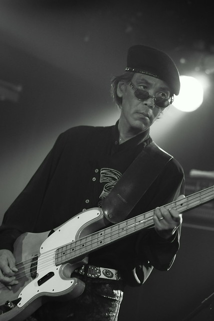 O.E. Gallagher live at 獅子王, Tokyo, 21 Sep 2015. 400