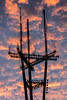 Sutro Tower at Sunset 3 by davidhfe