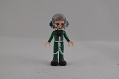 Custom LEGO Friends - A-Wing Pilot