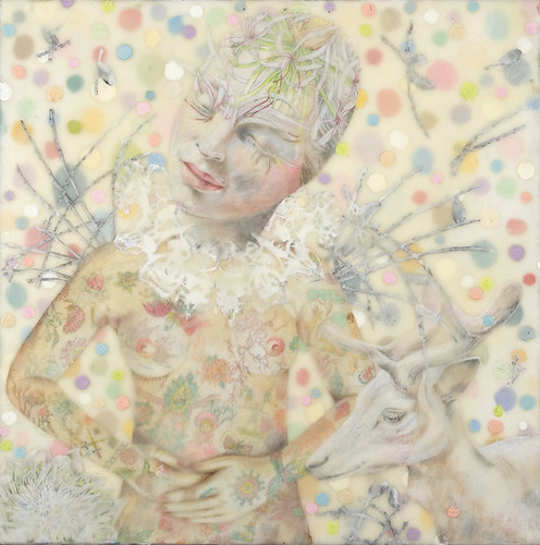 Lori Field, La Reine Blanche
