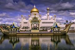 Sultan Bolkiah Mahligai Barge