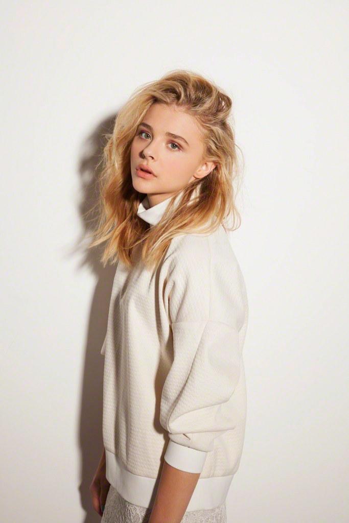 Хлоя Морец — Фотосессия для «Vogue» UA 2014 – 21