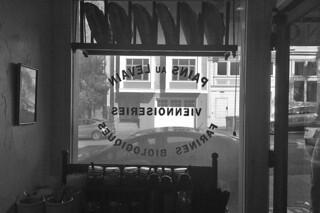 La Boulangerie - Store window