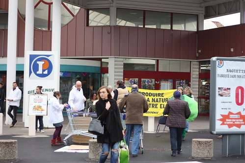 Action Leclerc Wintzenheim 17 Octobre 2015